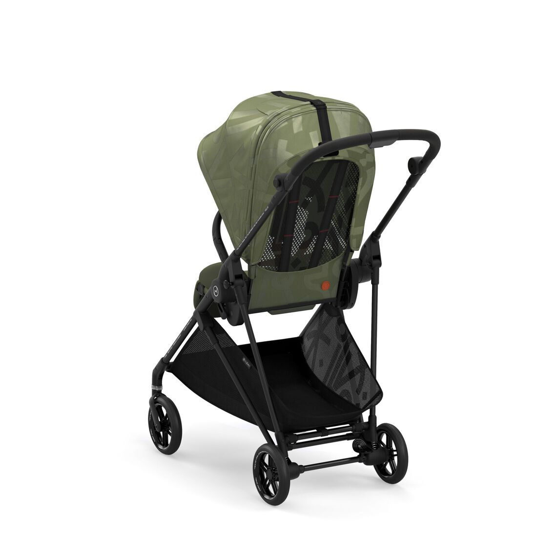 CYBEX Melio Street - Olive Green in Olive Green large image number 5