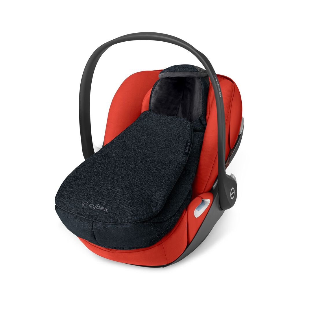 CYBEX Footmuff Z - Midnight Blue in Midnight Blue large image number 2