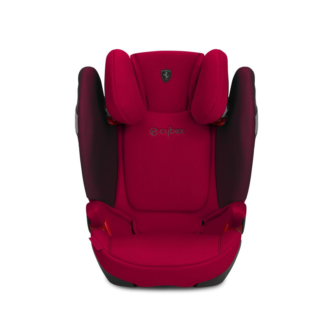 CYBEX Solution S-fix - Ferrari Racing Red in Ferrari Racing Red large image number 2