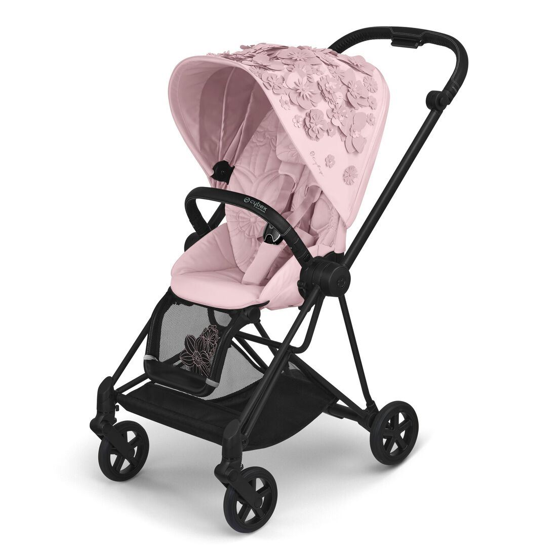 CYBEX Mios Seat Pack - Pale Blush in Pale Blush large image number 2