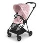 CYBEX Mios Seat Pack - Pale Blush in Pale Blush large image number 2 Small