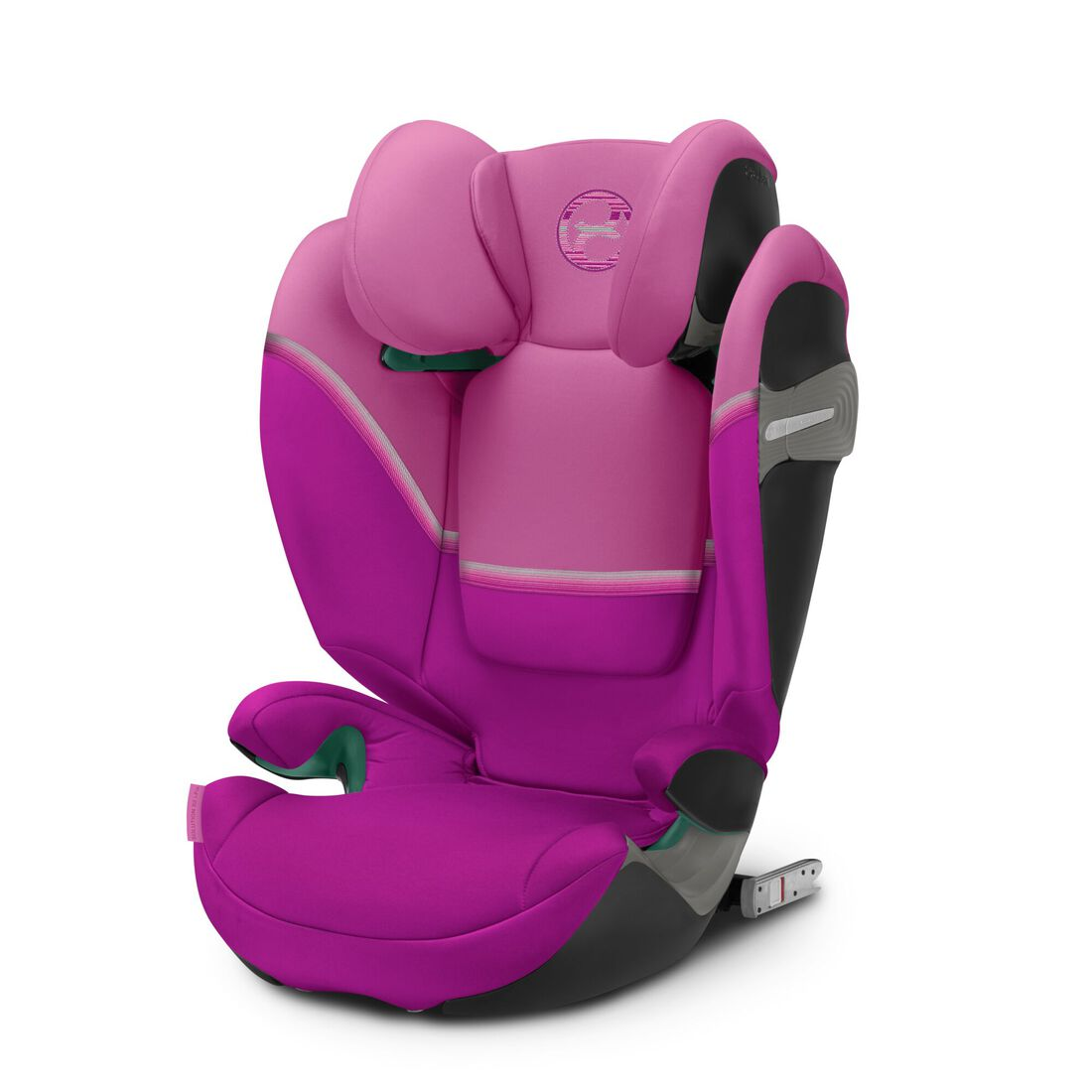 CYBEX Solution S2 i-Fix - Magnolia Pink in Magnolia Pink large image number 1