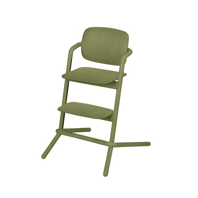 Lemo Chair - Outback Green (Wood)