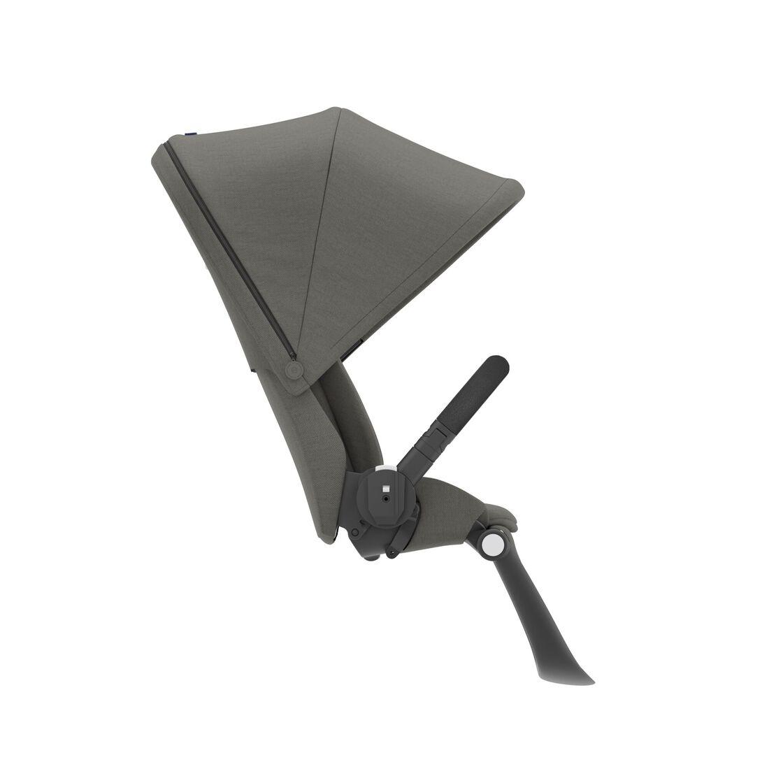 CYBEX Gazelle S Seat Unit - Soho Grey (Black Frame) in Soho Grey (Black Frame) large image number 2