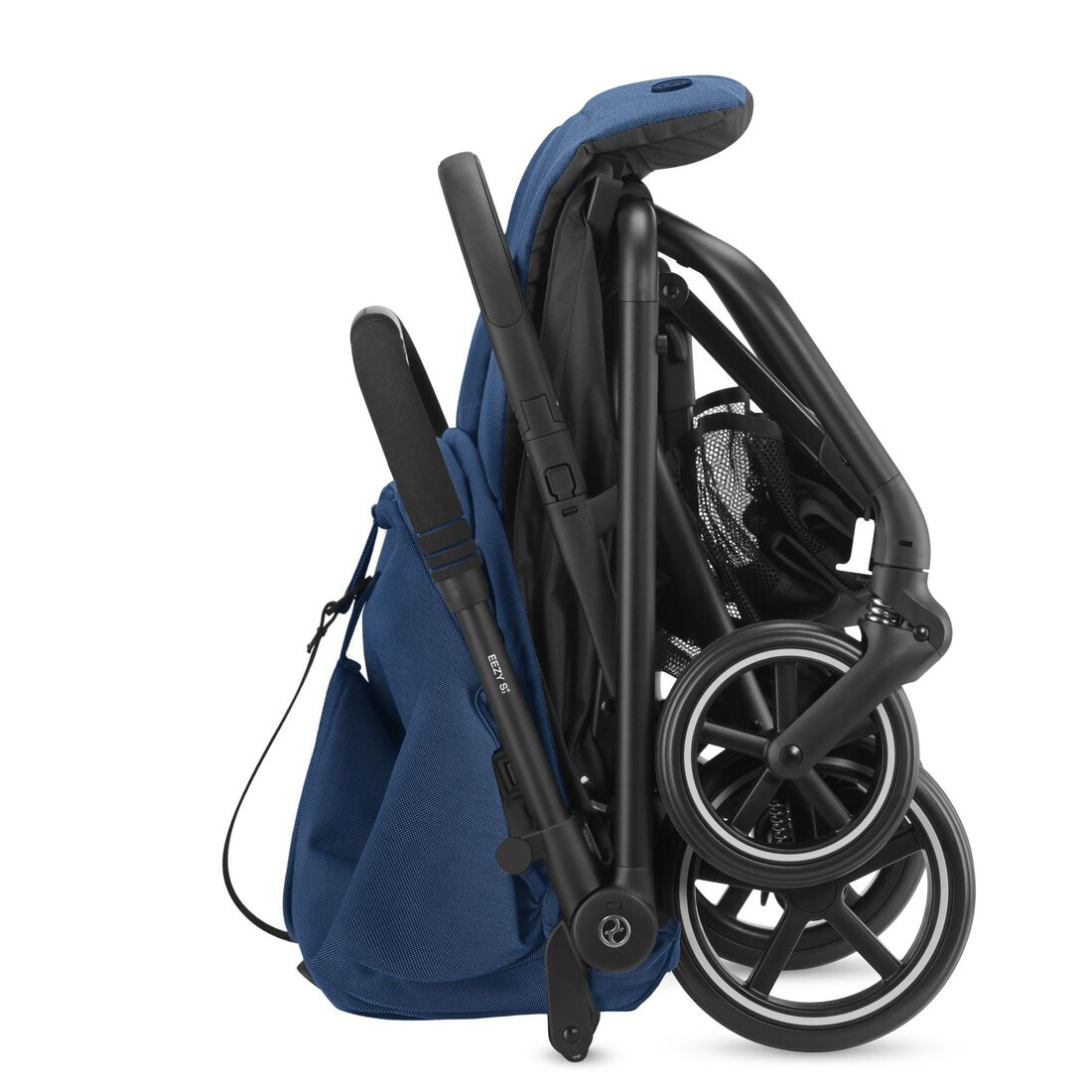 CYBEX Eezy S+2 - Navy Blue in Navy Blue large image number 5