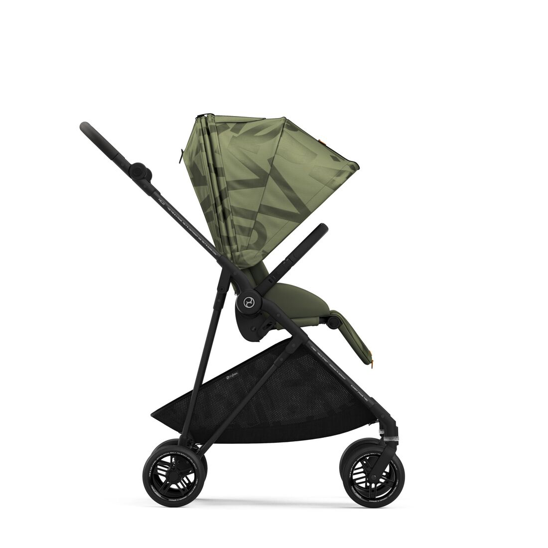 CYBEX Melio Street - Olive Green in Olive Green large image number 4