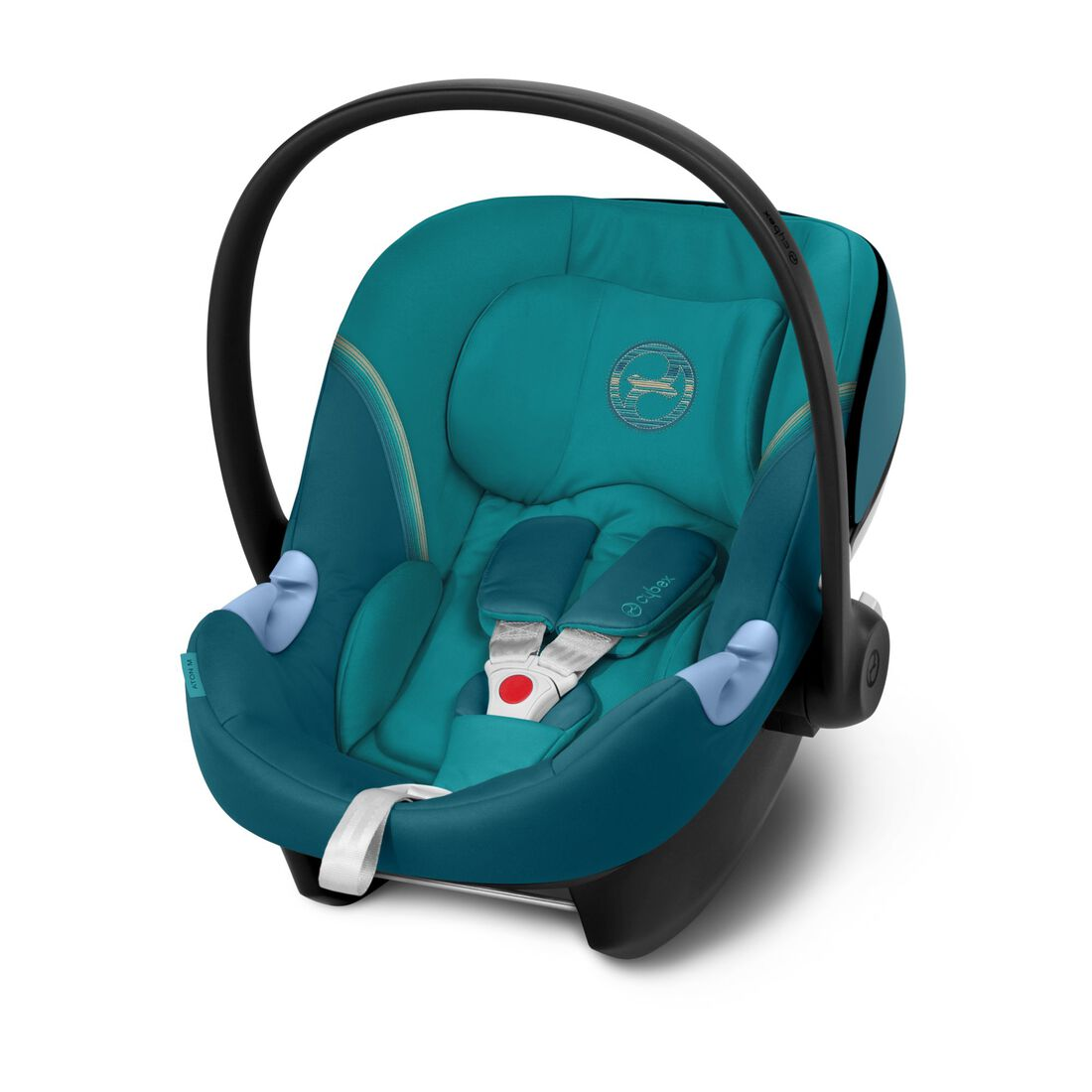 CYBEX Aton M - River Blue in River Blue large image number 1
