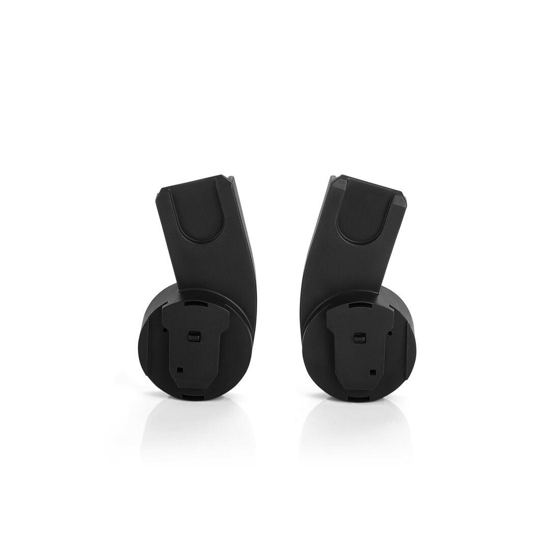 CYBEX Babyschalen Adapter Balios S Talos S Line - Black in Black large Bild 1