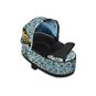 CYBEX Priam Lux Carry Cot - Cherubs Blue in Cherubs Blue large image number 2 Small