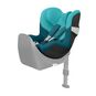 CYBEX Sirona M2 i-Size - River Blue in River Blue large image number 1 Small