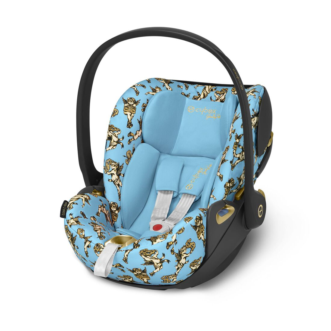 CYBEX Cloud Z i-Size - Cherubs Blue in Cherubs Blue large image number 2