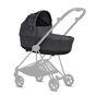 CYBEX Mios Lux Carry Cot - Dream Grey in Dream Grey large image number 4 Small