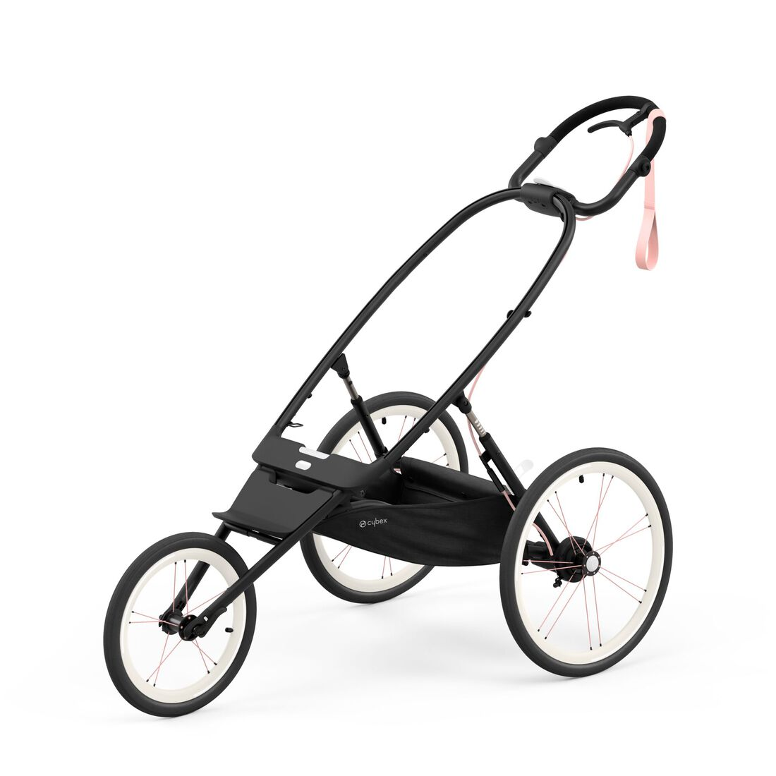 CYBEX Avi Frame - Black With Pink Details in Black With Pink Details large image number 1