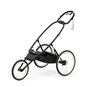 CYBEX Avi Frame - Black With Pink Details in Black With Pink Details large image number 1 Small