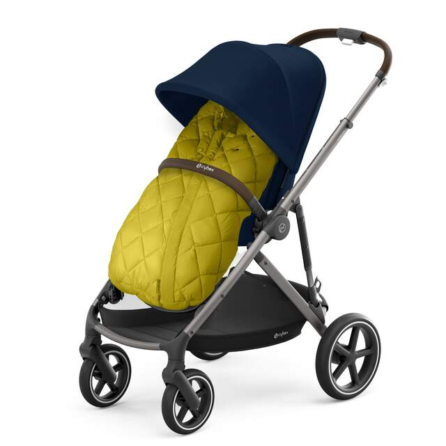 Snogga - Mustard Yellow