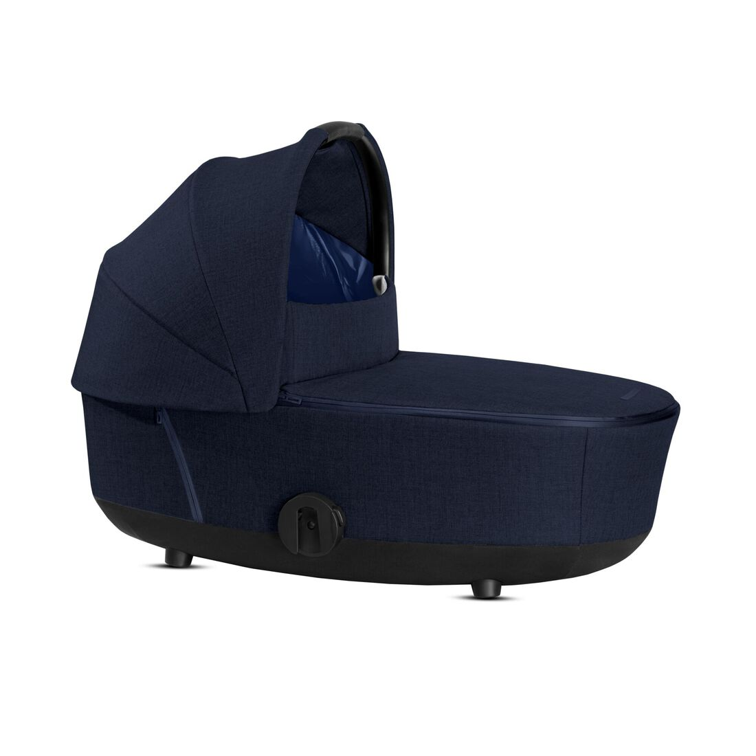 CYBEX Mios Lux Carry Cot - Midnight Blue Plus in Midnight Blue Plus large image number 1