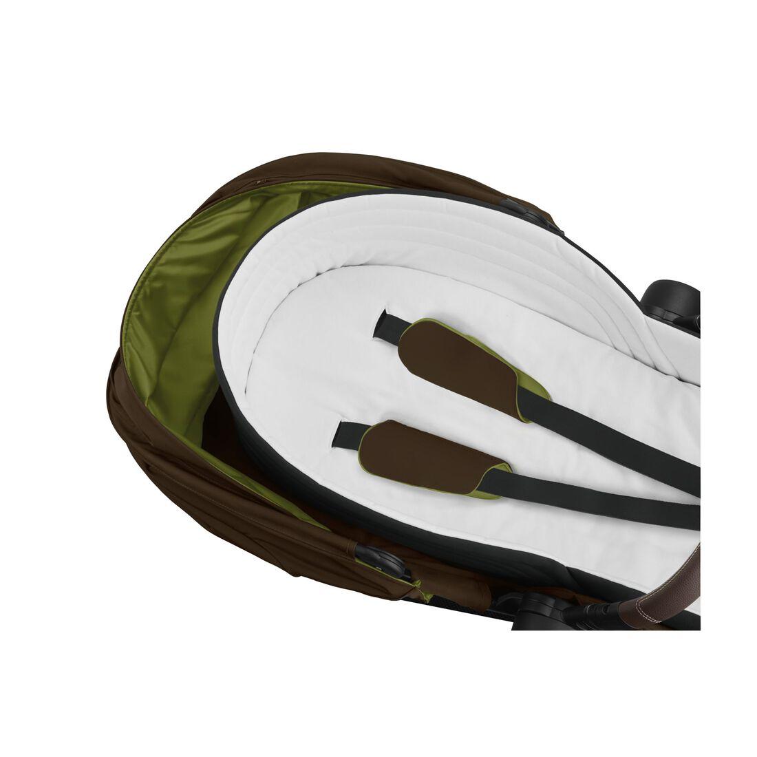 CYBEX Lite Cot - Khaki Green in Khaki Green large Bild 2