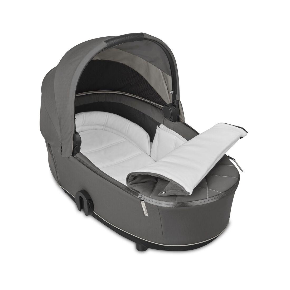 CYBEX Mios Lux Carry Cot - Soho Grey in Soho Grey large Bild 2