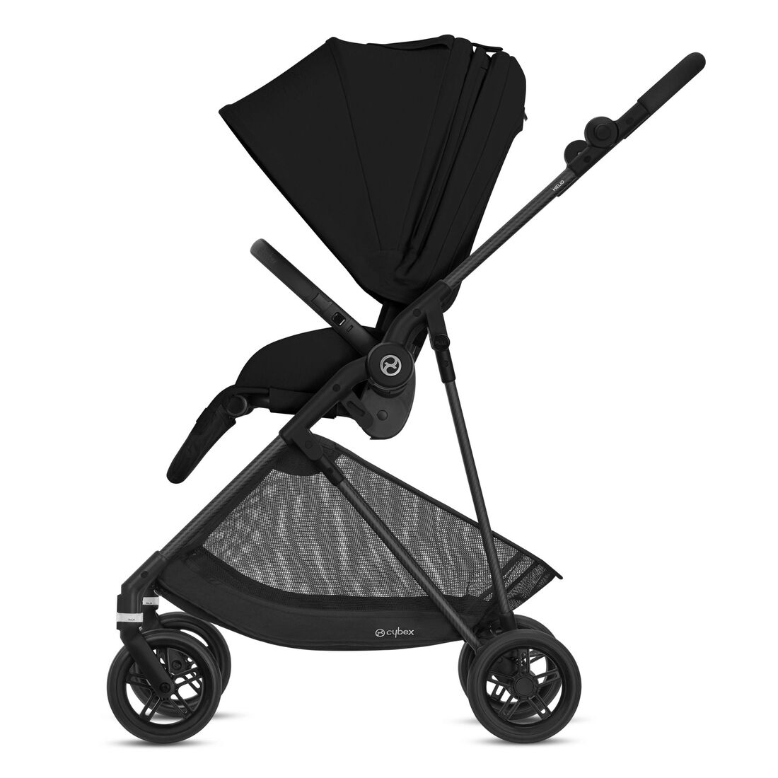 CYBEX Melio Carbon - Deep Black in Deep Black large Bild 4