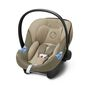 CYBEX Aton M i-Size - Classic Beige in Classic Beige large image number 1 Small