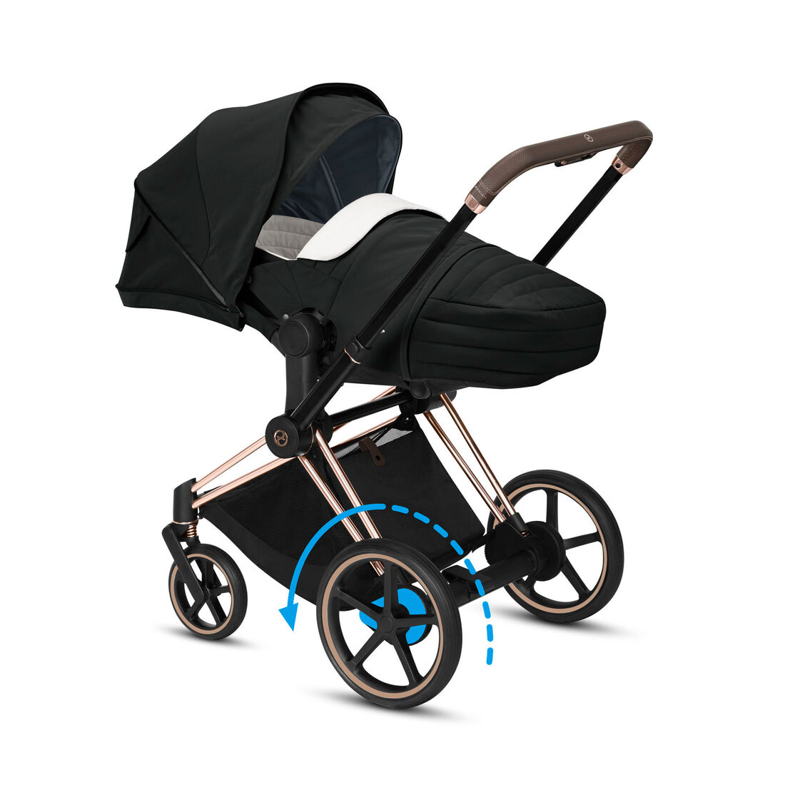 CYBEX Configure your e-Priam in  large image number 4