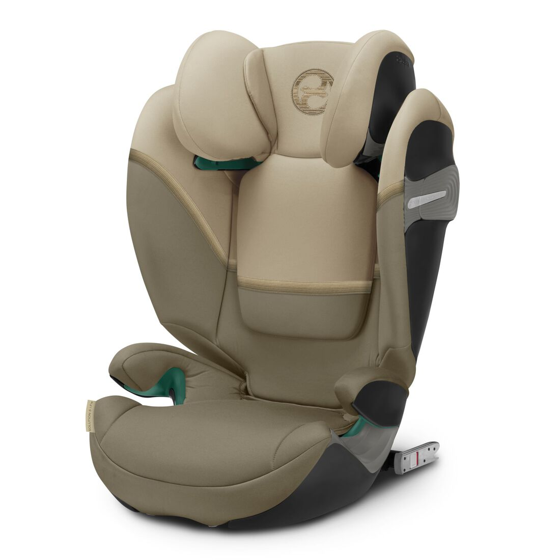 CYBEX Solution S i-Fix - Classic Beige in Classic Beige large image number 1