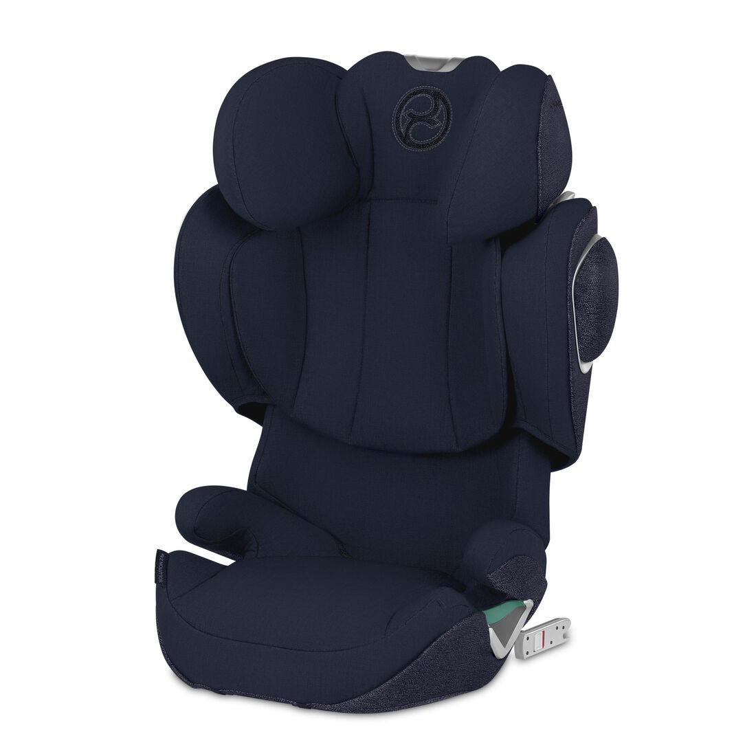 CYBEX Solution Z i-Fix - Nautical Blue Plus in Nautical Blue Plus large image number 1