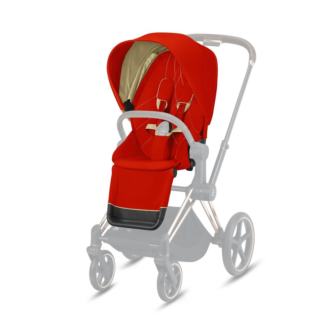 CYBEX Priam Seat Pack - Autumn Gold in Autumn Gold large image number 1