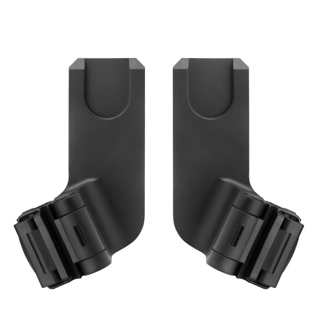 CYBEX Babyschalen Adapter Libelle - Black in Black large Bild 1