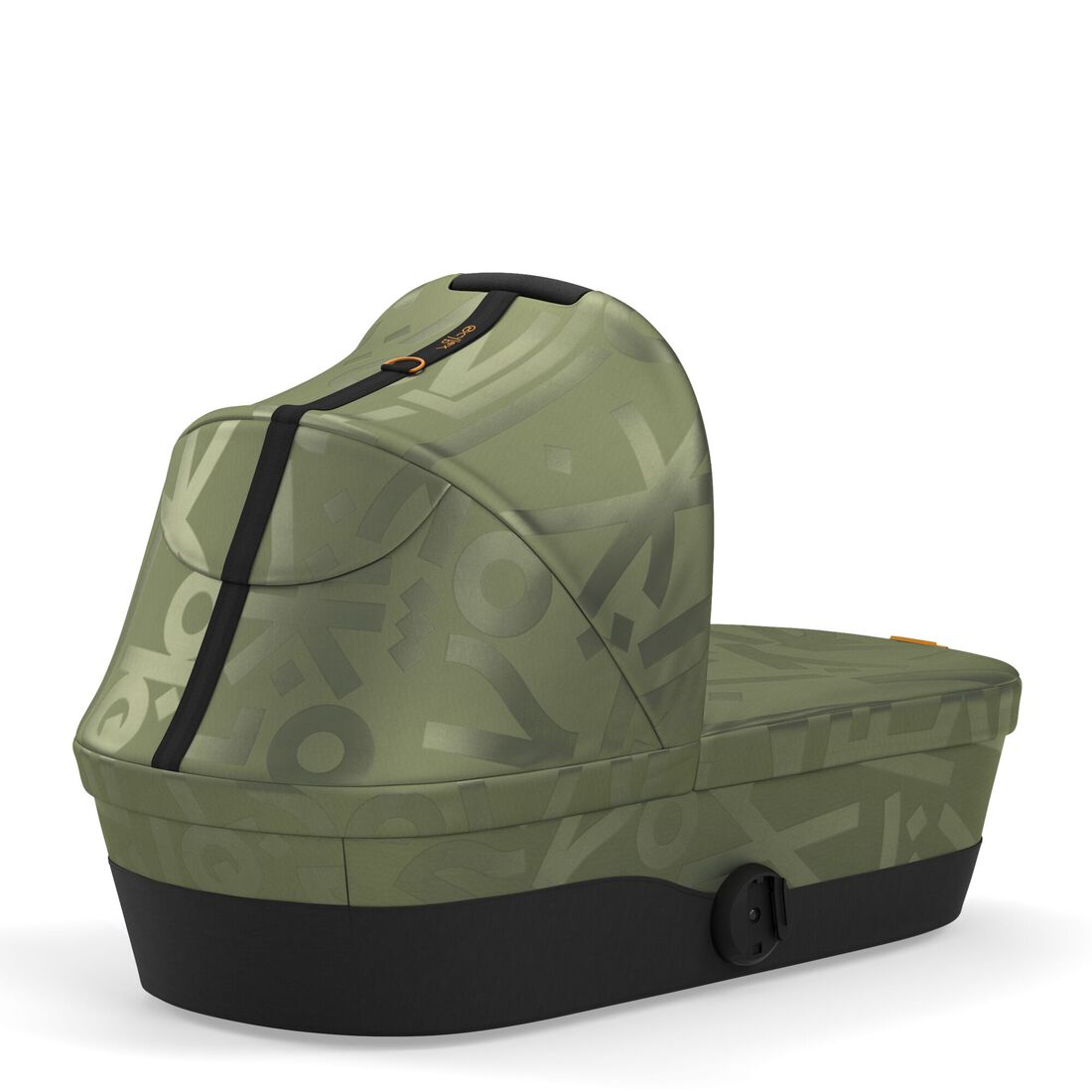 CYBEX Melio Cot - Olive Green in Olive Green large Bild 4