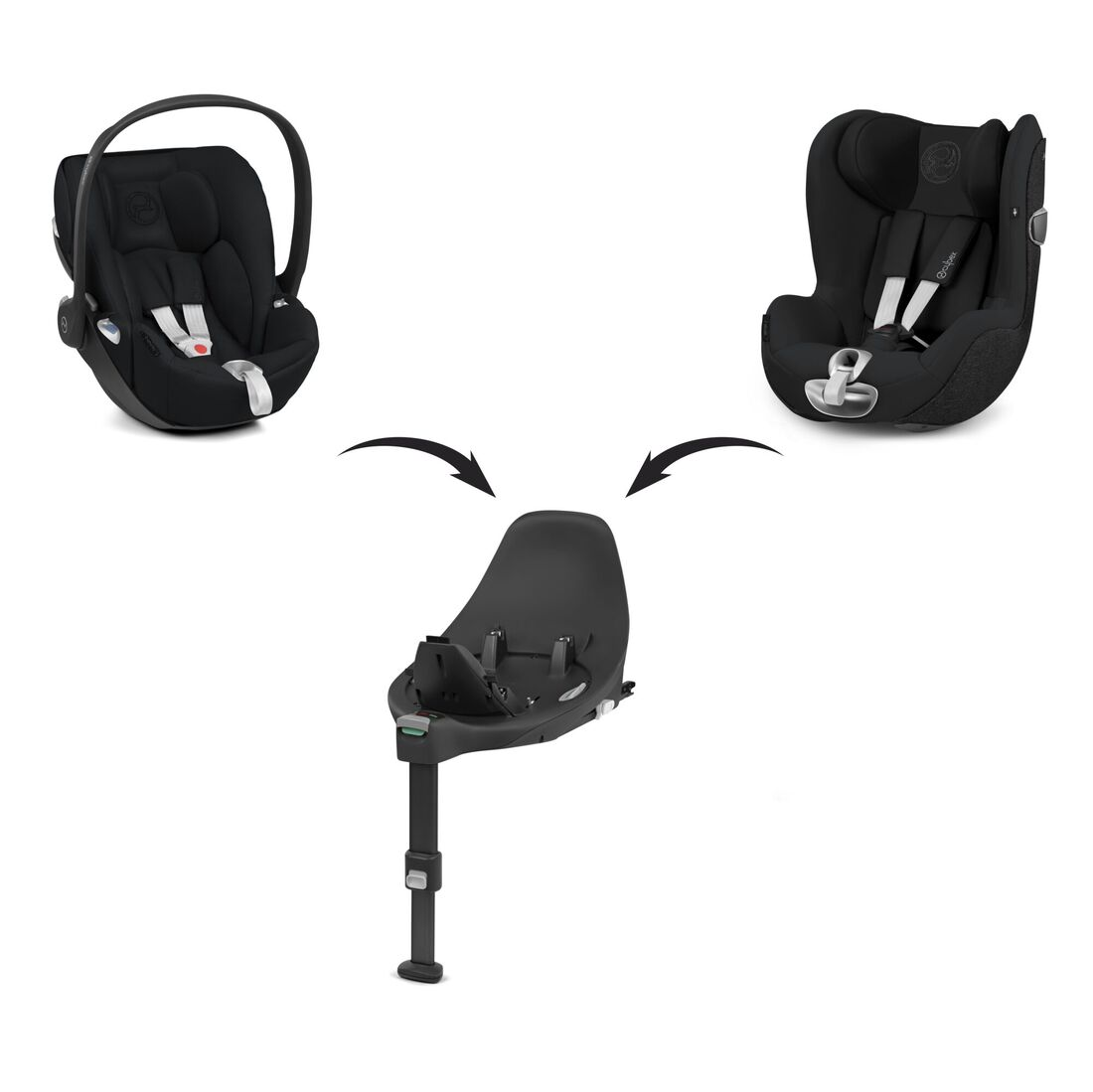 CYBEX Configure your Z-Line Modular System in  large image number 1