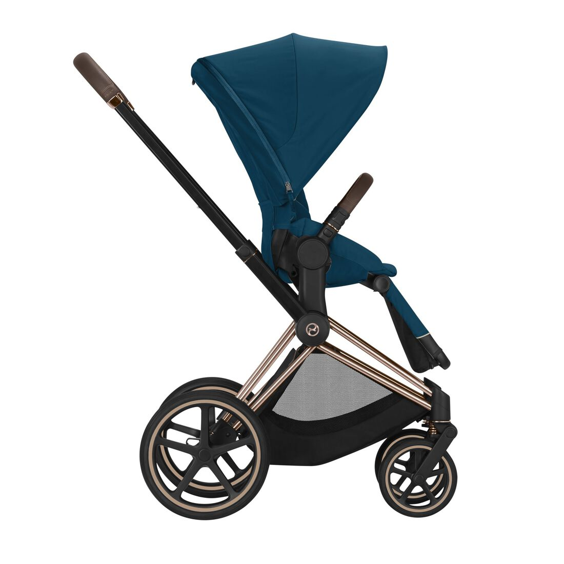 CYBEX Priam Seat Pack - Mountain Blue in Mountain Blue large image number 3