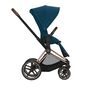CYBEX Priam Seat Pack - Mountain Blue in Mountain Blue large image number 3 Small