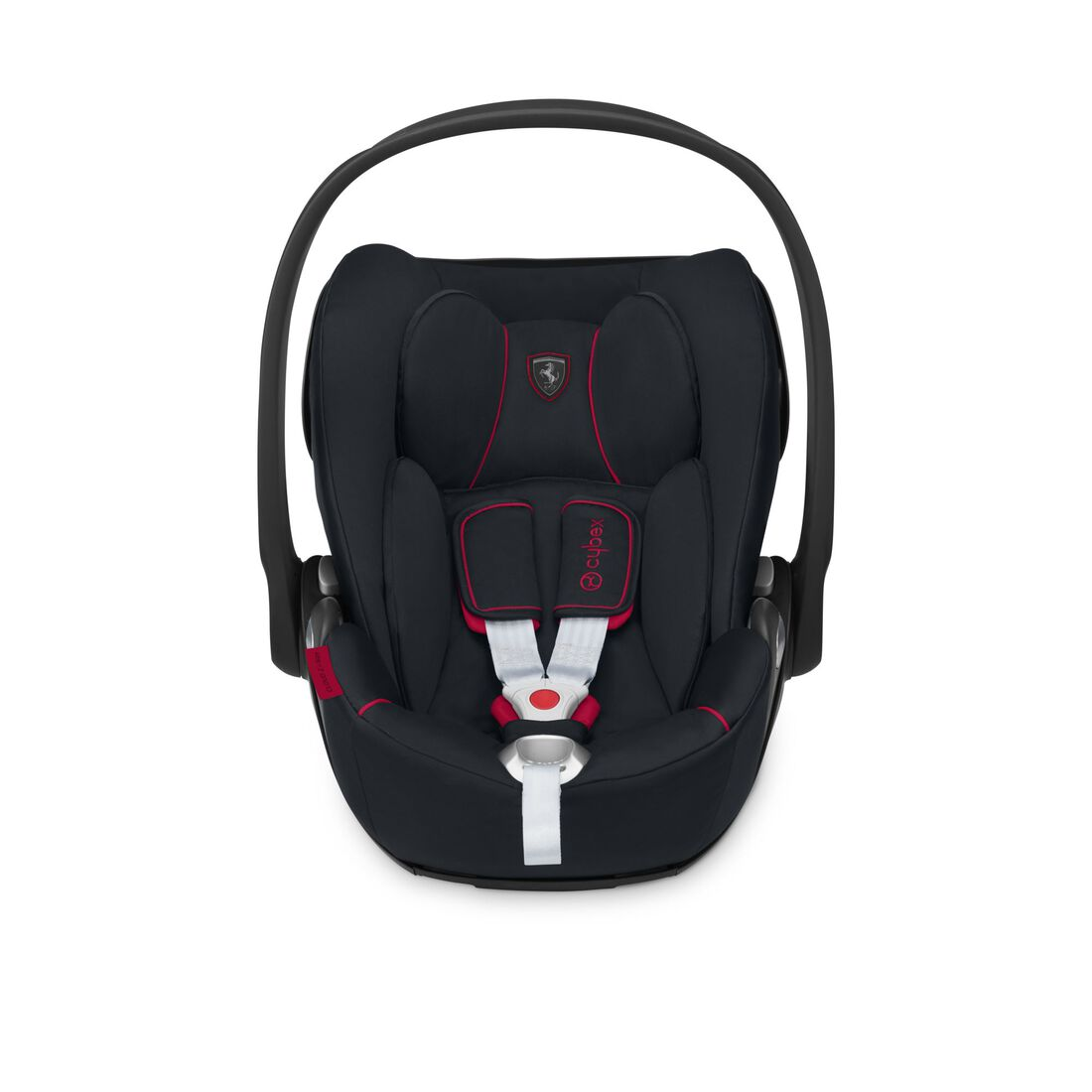 CYBEX Cloud Z i-Size - Ferrari Victory Black in Ferrari Victory Black large image number 3