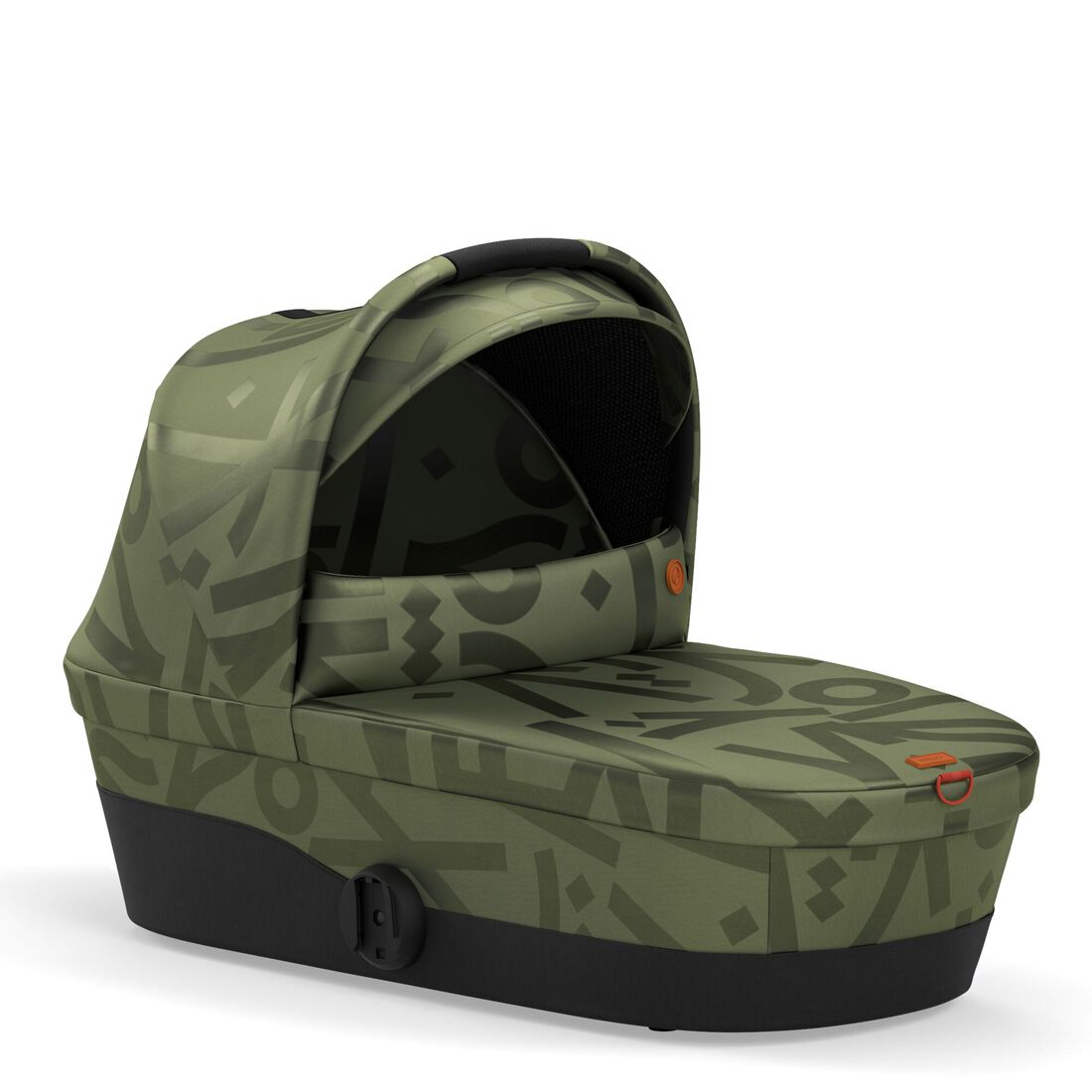 CYBEX Melio Cot - Olive Green in Olive Green large image number 2