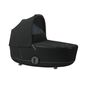 CYBEX Mios Lux Carry Cot - Deep Black in Deep Black large image number 1 Small