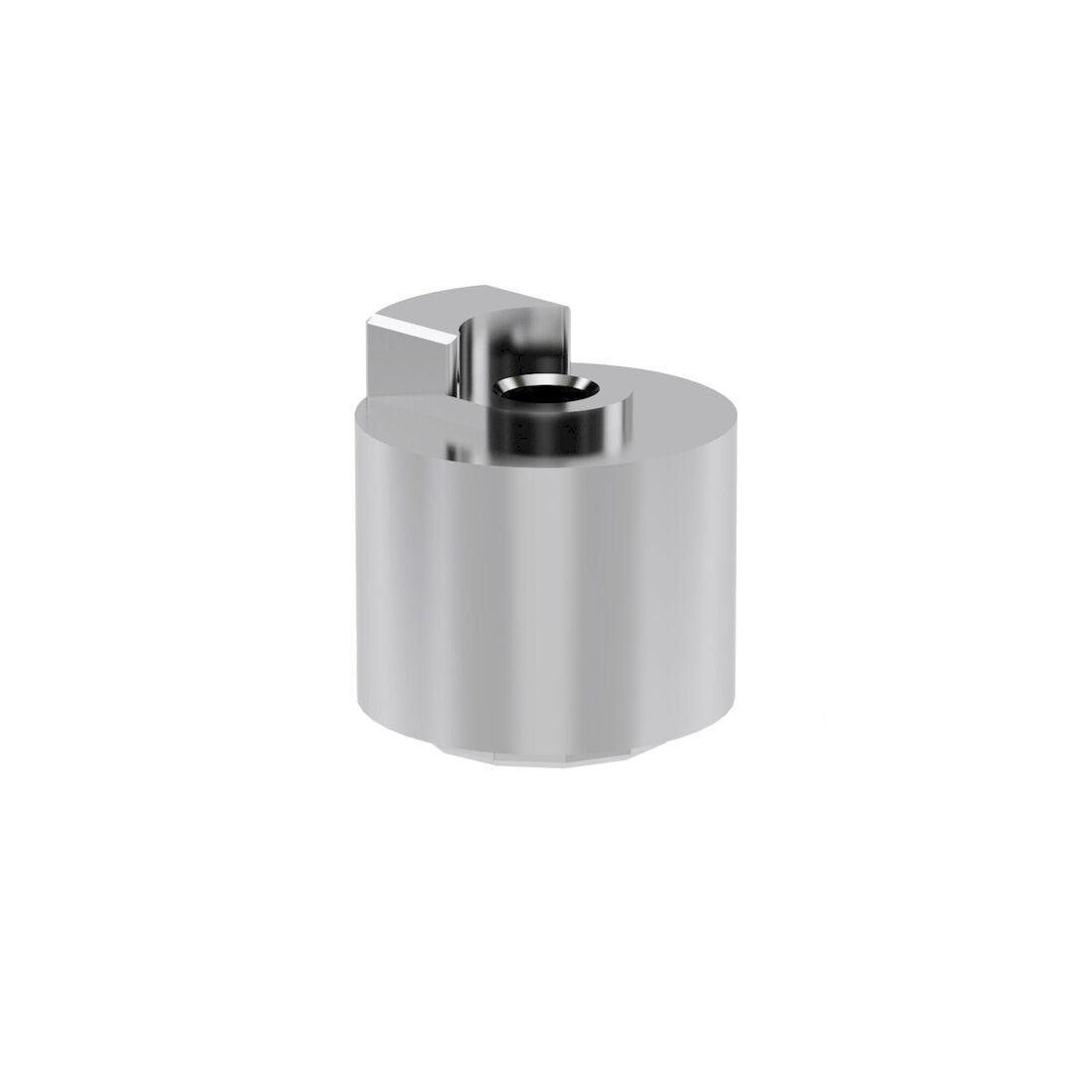 CYBEX Abstandshalter für Schnellspannachsen  17 mm in Silver - 17mm large Bild 1