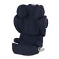 CYBEX Solution Z i-Fix - Nautical Blue Plus in Nautical Blue Plus large image number 1 Small