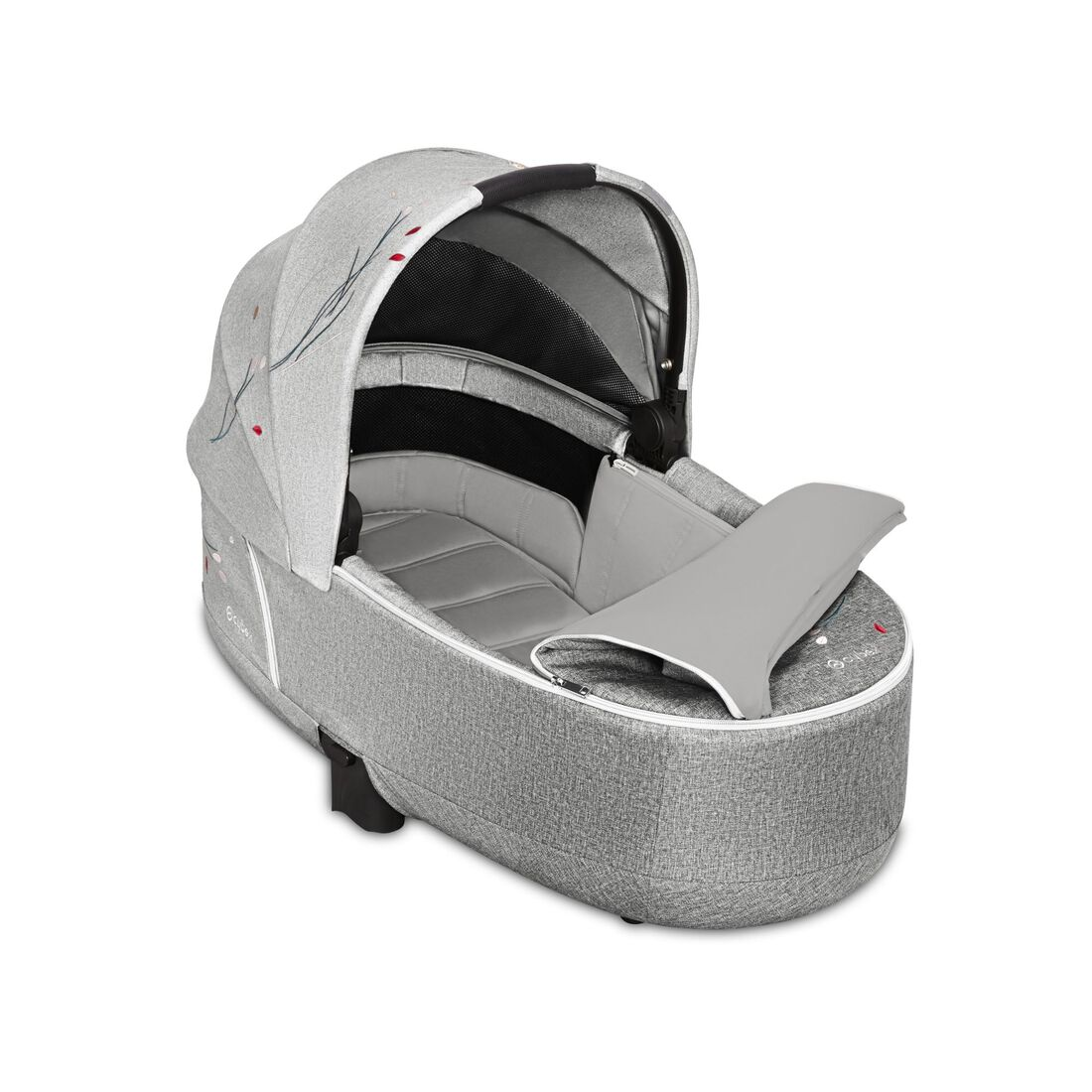 CYBEX Priam Lux Carry Cot - Koi in Koi large image number 2