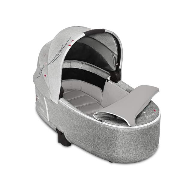 Priam Lux Carry Cot - Koi