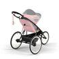 CYBEX Avi Rahmen - Schwarz mit pinken Details in Black With Pink Details large Bild 5 Klein