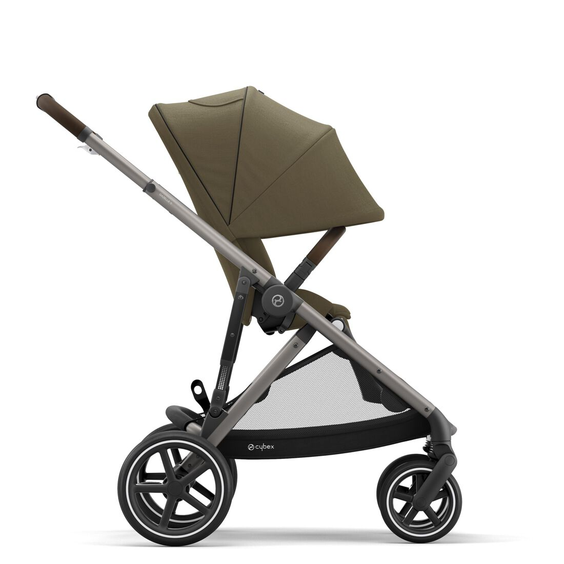 CYBEX Gazelle S - Classic Beige (Taupe Frame) in Classic Beige (Taupe Frame) large image number 6
