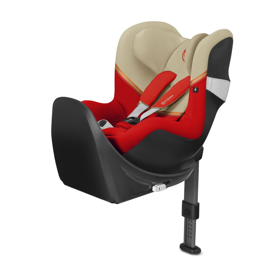 CYBEX Sirona M2 i-Size and Base M - Autumn Gold in Autumn Gold large image number 1