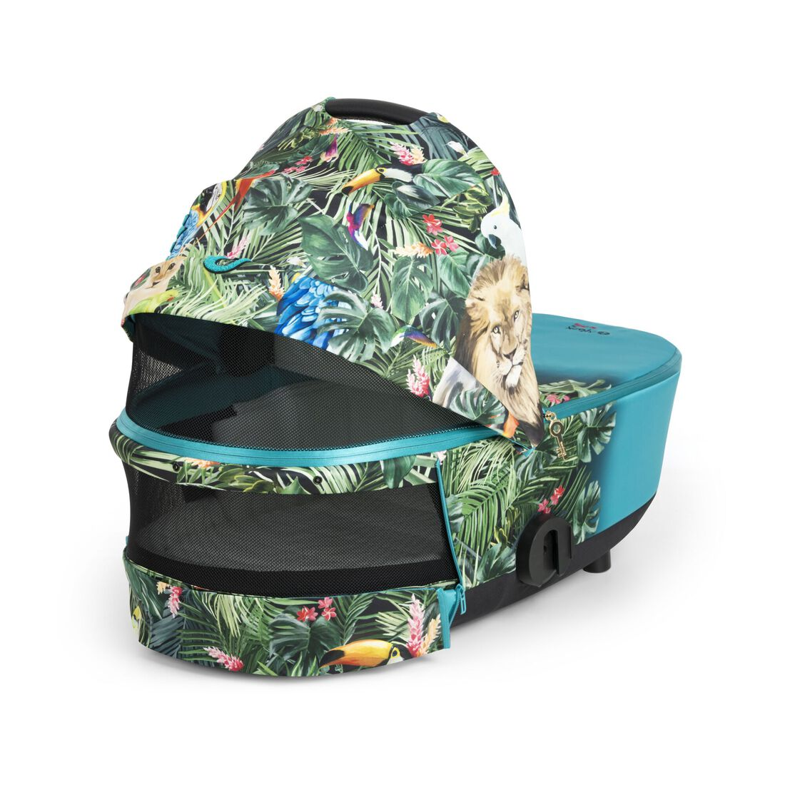CYBEX Mios Lux Carry Cot - We The Best in We The Best large image number 3
