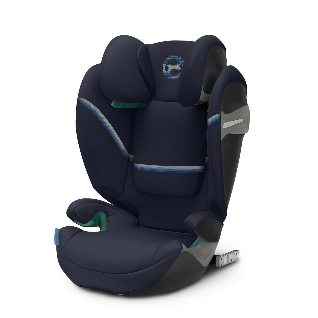 CYBEX Solution S2 i-Fix - Navy Blue in Navy Blue large image number 1