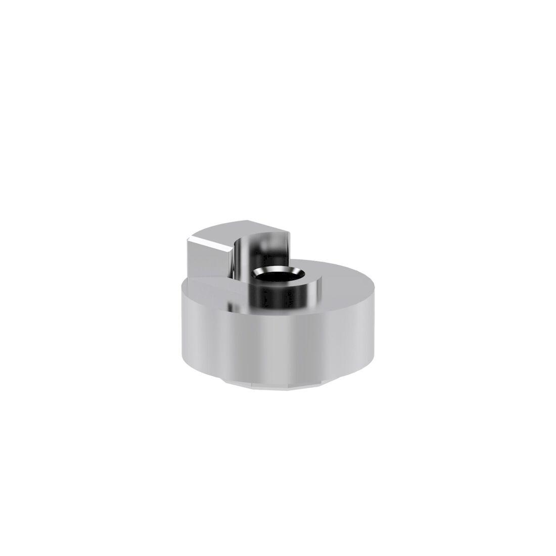 CYBEX Abstandshalter für Schnellspannachsen  8 mm in Silver - 8mm large Bild 1