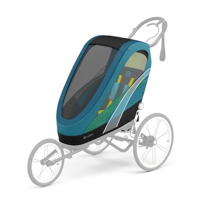 Zeno Seat Pack - Maliblue