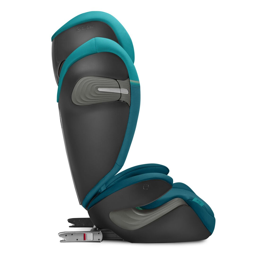 CYBEX Solution S i-Fix - River Blue in River Blue large Bild 3