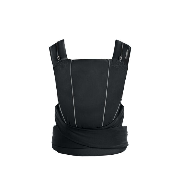 Maira Tie - Lavastone Black