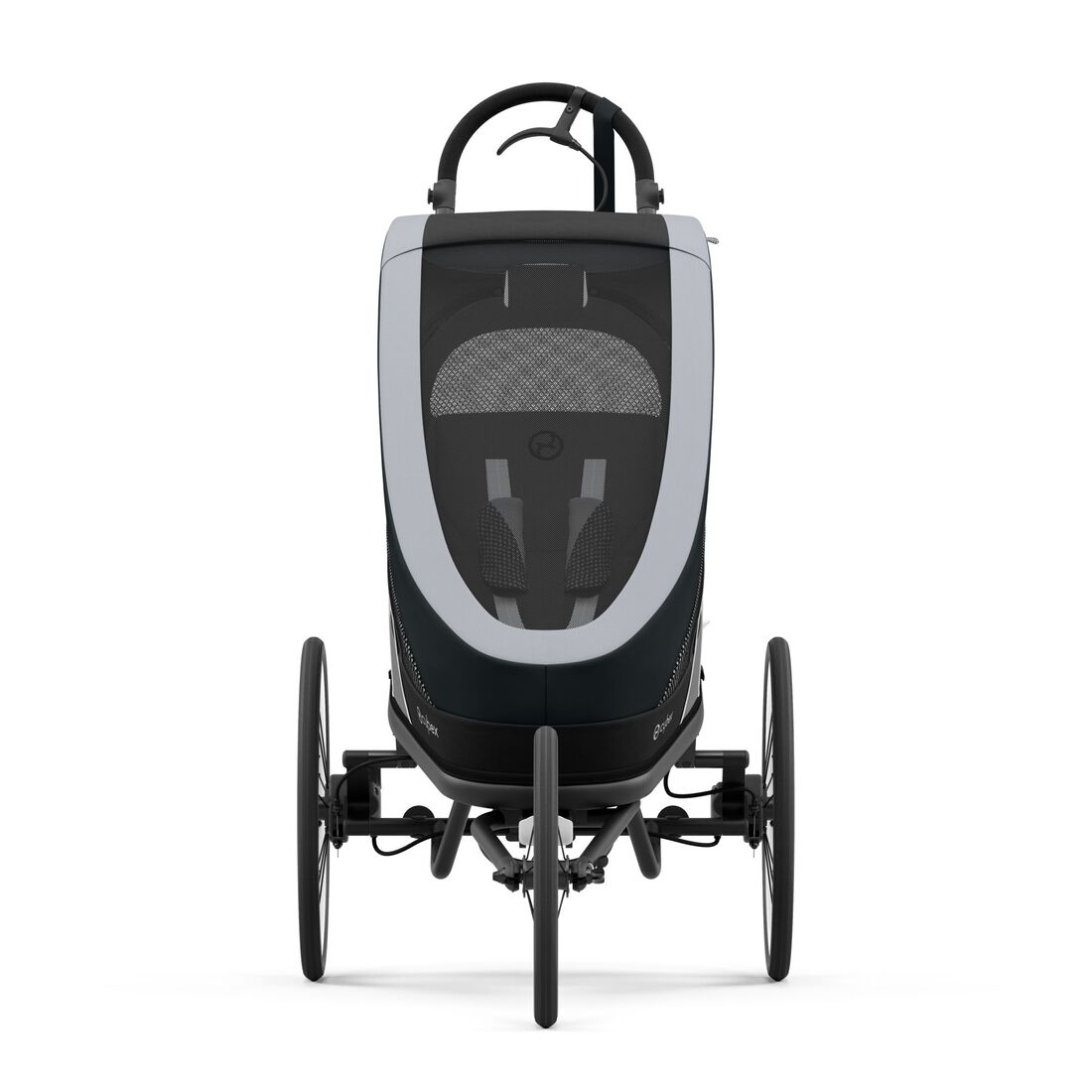 CYBEX Zeno Seat Pack - All Black in All Black large image number 3